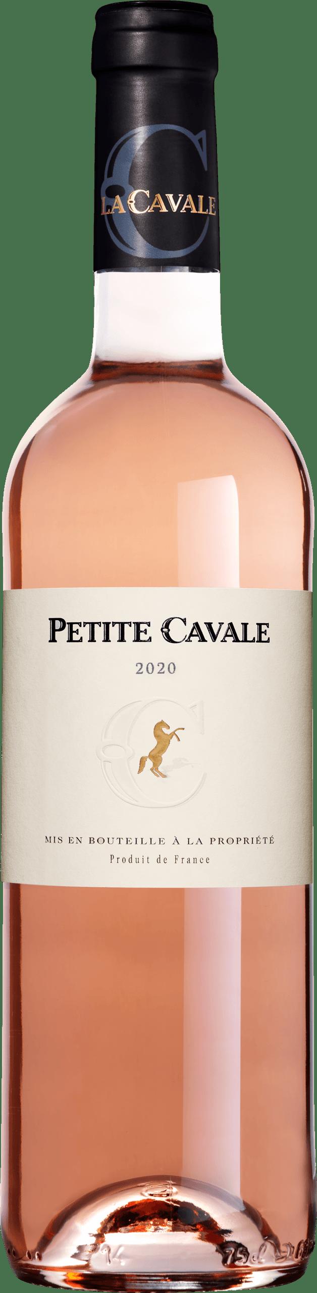 Petite Cavale rosé 2020 - Domaine La Cavale